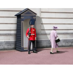 Revell 02800 1/16 Queen's Guard