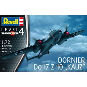 Revell 03933 1/72 Dornier D0 17Z-10