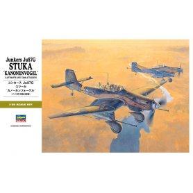 Hasegawa 1:32 Ju-87 G Stuka Kanonenvogel