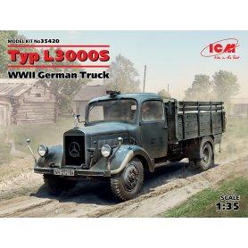 ICM 35420 Typ L3000S German truck