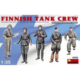 Mini Art 35222 Finnish Tank Crew