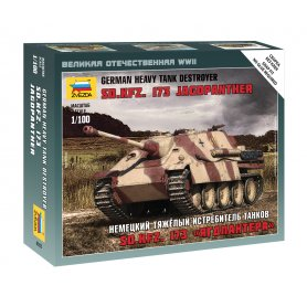 Zvezda 1:100 Sd.Kfz.173 Jagdpanther
