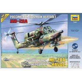 Zvezda 7246 1/72 MiL Mi-28