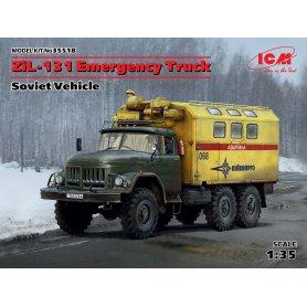 ICM 1:35 ZIL-131 / EMERGENCY TRUCK