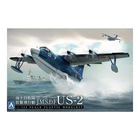 Aoshima 01184 1/144 JMSDF Rescue Flyingboat US-2