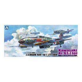 Aoshima 02342 1/72 Kawasaki Ki-61-I Tei 244th F.G