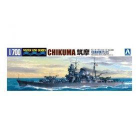 Aoshima 04535 1/700 Chikuma