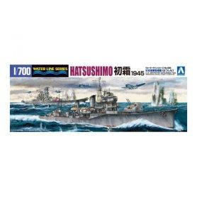Aoshima 04579 1/700 IJN Destr. Hatsushimo 1945