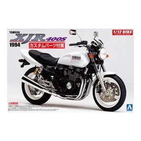 Aoshima 05326 1/12 Yamaha XJR400S w/Custom Parts