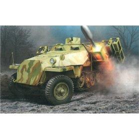 Dragon 6861 Sd.Kfz.251 D 28/32cm Wurfrahmen 40