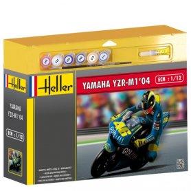 Heller 50913 Yamaha YZR-M1 2004 1/12