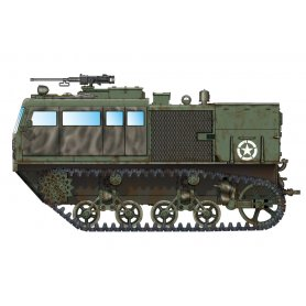 Hobby Boss 82920 1/72 M4 High Speed Tractor