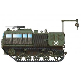 Hobby Boss 82921 1/72 M4 High Speed Tractor 155mm