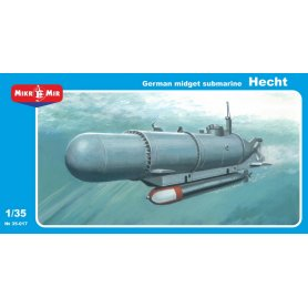 Mikromir 35-017 German Hecht