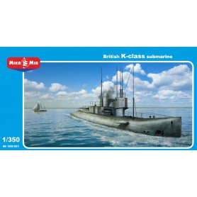Mikromir 350-021 British K-Class Submarine