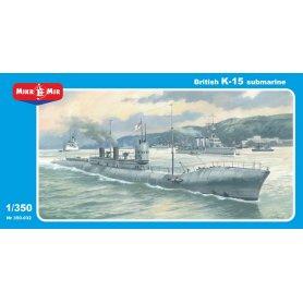 Mikromir 350-032 K-15 British