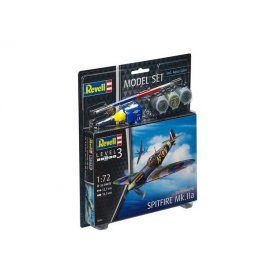 Revell 63953 Model Set 1/72 Spitfire Mk.IIA