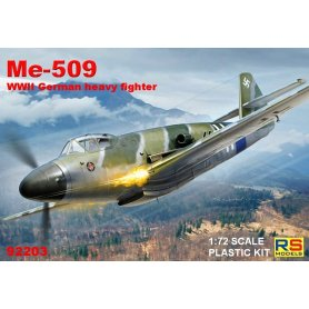 RS Models 92203 Messerschmitt Me 509 1/72
