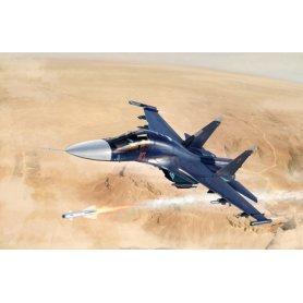 Trumpeter 01652 Su-34 Fullback fighter-bomber
