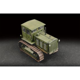 Trumpeter 1:72 ChTZ S-65 Tractor w/cab