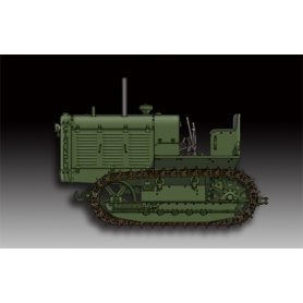 Trumpeter 07112 1/72 Rus. ChTZ S-65 Tractor
