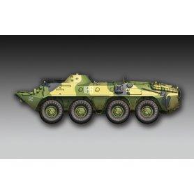Trumpeter 07138 BTR-70 APC late version