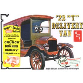 AMT 1:25 Ford Model T Delivery Nestle 1923