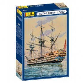 Heller 80892 Royal Louis 1/200