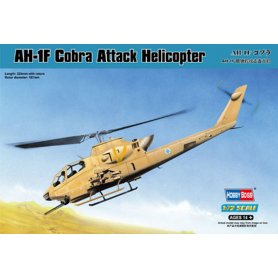 HOBBY BOSS 87224 1/72 AH-1F Cobra Attack Helicopte