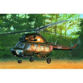 Hobby Boss 1:72 Mil Mi-2US Hoplite