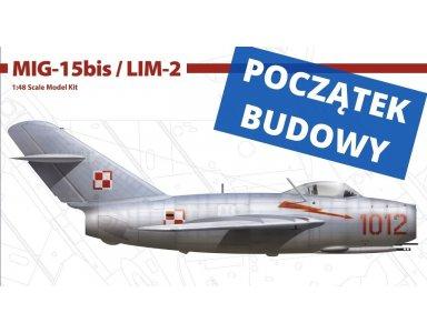 Hobby2000 1:48 MiG-15bis / Lim-2 - malowanie pierwszych elementów wnętrza