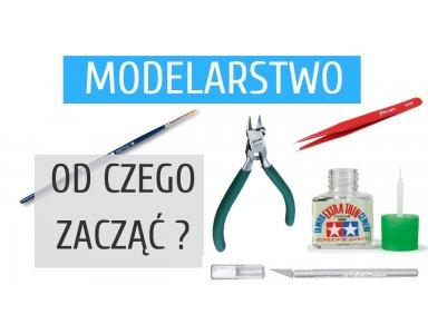 Podstawowe wyposażenie warsztatu modelarskiego