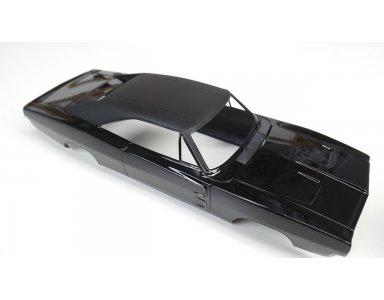 Dodge Charger R/T 1968 część 7: Lakier bezbarwny Zero Paints Diamond, winylowy dach i jak (nie) mieszać farb?