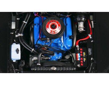 Dodge Charger R/T 1968 część 9: Budowa komory silnika